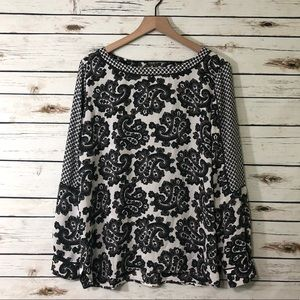 Ann Taylor Loft Top / Large